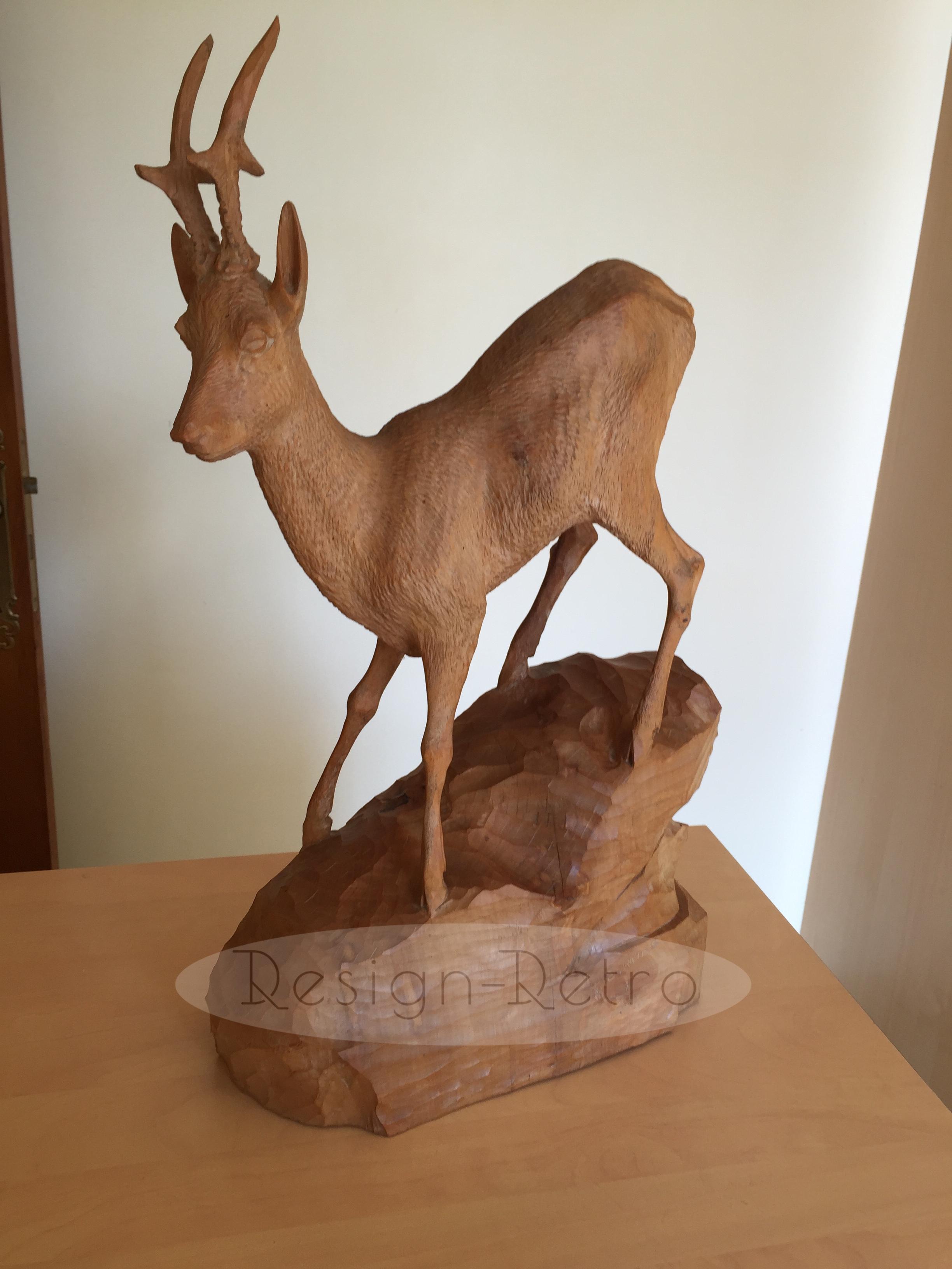 sculpture bois animaux fashion designs. Black Bedroom Furniture Sets. Home Design Ideas